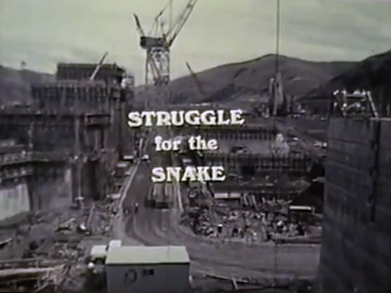 1971 Struggle for the Snake (Independent Documentary) 27 min.