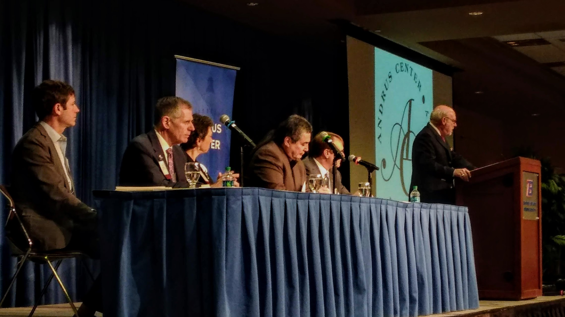 Boise Panel AndrusConference 4.2019